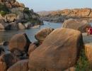 Hampi River