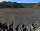 Extinct Crater behind Mount Bromo
