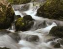 Beneath the Waterfall